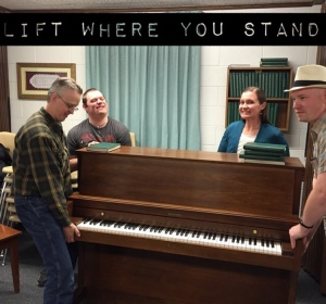 Lift where you stand(3)