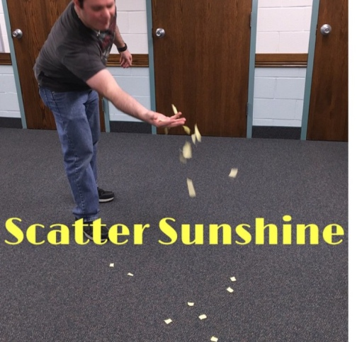 Scatter sunshine(2)
